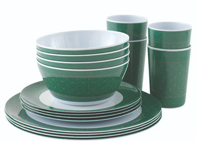 Outwell Blossom Picnic Set 4 Persons  - Click to view a larger image