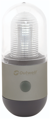 Outwell Onyx Lantern Silver 2019  - Click to view a larger image