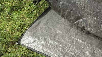 Outwell Dayton 4 Footprint Groundsheet  - Click to view a larger image