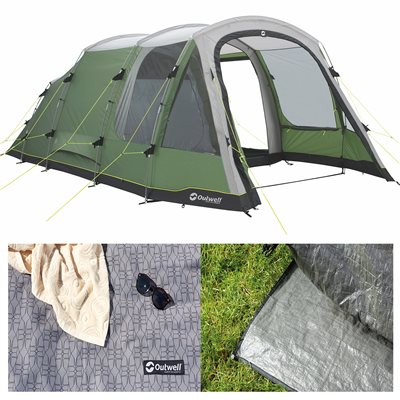 Outwell Collingwood 5 Tent Package Deal 2019  - Click to view a larger image