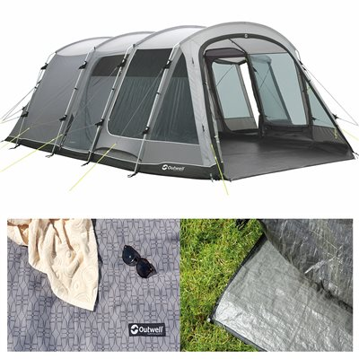 Outwell Montana 6P Tent Package Deal 2019  - Click to view a larger image