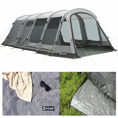 Outwell - Vermont 6P Tent Package Deal 2019