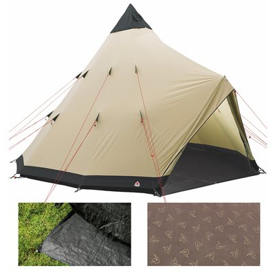 Robens Chinook Tipi Tent Package Deal 2019  - Click to view a larger image