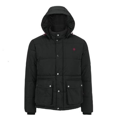 Blaze Wear Men's Explorer Jacket - Black  - Click to view a larger image