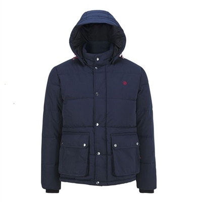 Blaze Wear Men's Explorer Jacket - Navy  - Click to view a larger image