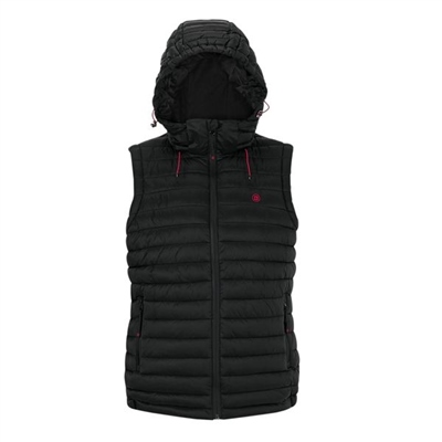 Blaze Wear Men's Traveller Gilet - Black  - Click to view a larger image