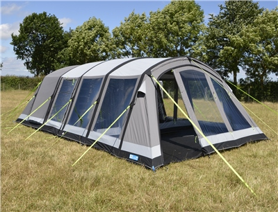Kampa Croyde 6 Classic Air Pro Tent 2019  - Click to view a larger image