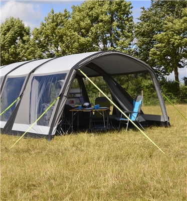 Kampa Croyde 6 Classic Air Pro Canopy 2019  - Click to view a larger image