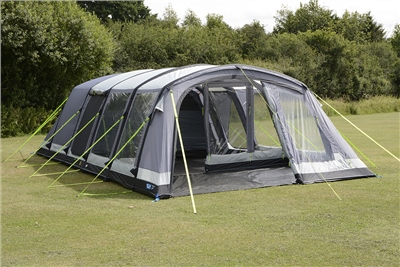 Kampa Croyde 6 Air Pro Tent 2019   - Click to view a larger image