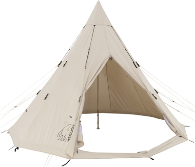 Nordisk Alfheim 19.6m2 Organic Cotton Tepee Tent 2019  - Click to view a larger image
