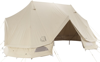 Nordisk Vanaheim 24m2 Tent 2019  Show as it comes without inners or groundsheet. - Click to view a larger image