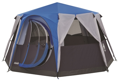 Coleman Cortes Octagon 8 Tent 2019  - Click to view a larger image