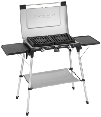 Campingaz Series 600 SG Double Burner & Grill  - Click to view a larger image