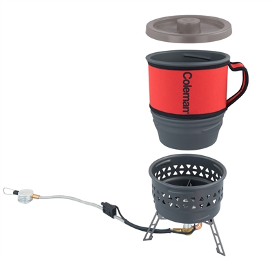 Coleman Fyrestorm PCS Backpacking Stove 2019  - Click to view a larger image