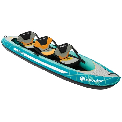 Sevylor Alameda 2+1 Inflatable Kayak 2019  - Click to view a larger image