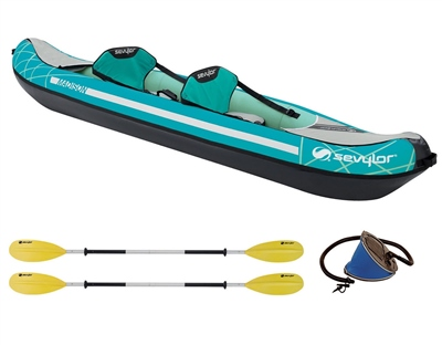 Sevylor Madison KIT Inflatable kayak 2019  - Click to view a larger image