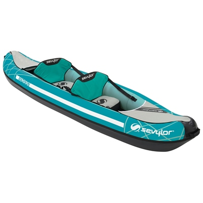 Sevylor Madison Inflatable Kayak 2019  - Click to view a larger image