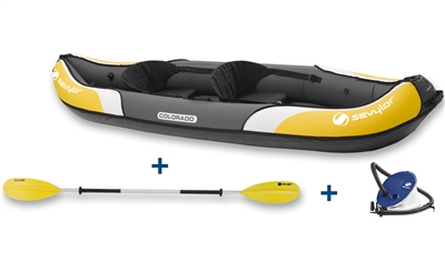 Sevylor - Colorado KIT Inflatable Kayak 2019