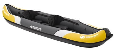 Sevylor Colorado Inflatable Kayak 2019  - Click to view a larger image