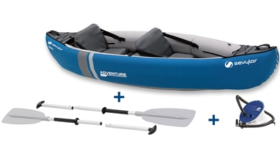 Sevylor - Adventure Kit Inflatable Kayak 2019