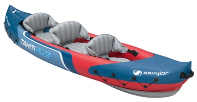 Sevylor Tahiti Plus Inflatable kayak 2019  - Click to view a larger image