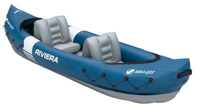Sevylor Riviera Inflatable Kayak 2019   - Click to view a larger image