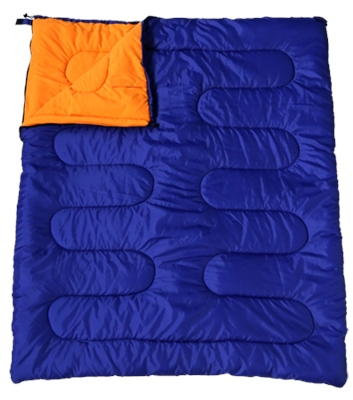 Royal Double Sleeping Bag  - Click to view a larger image