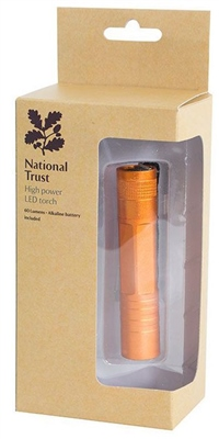 Summit - National Trust High Power LED Aluminium Torch