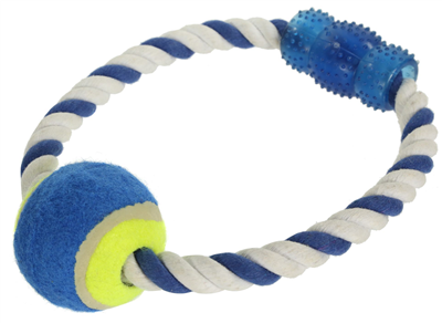 Regatta Tennis Ball Rope 2020  - Click to view a larger image