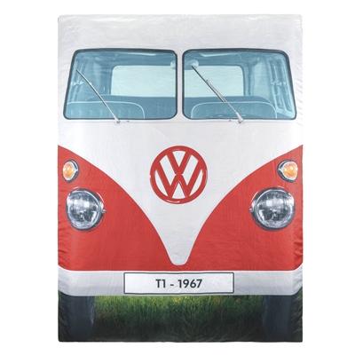 VW Double Sleeping Bag - Red