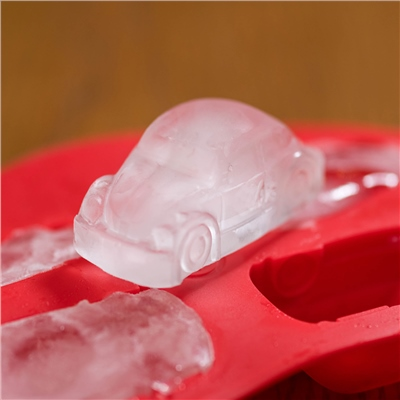 VW Beetle Ice Tray