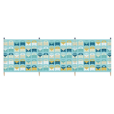 VW Deluxe Windbreak  - Click to view a larger image