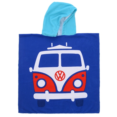 VW Towel Poncho  - Click to view a larger image