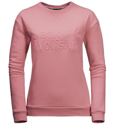 Jack Wolfskin Logo Sweatshirt  - Click to view a larger image