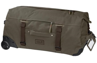 Jack Wolfskin Beat Train 70 Trolley Bag – Granite