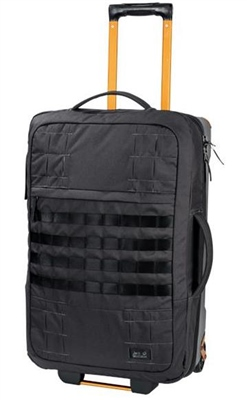 Jack Wolfskin TRT Rail 60 Trolley Bag – Phantom