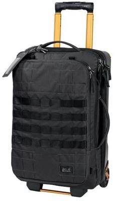 Jack Wolfskin TRT Rail 40 Trolley Bag – Phantom