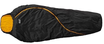 Jack Wolfskin Smoozip -5 Sleeping Bag  - Click to view a larger image
