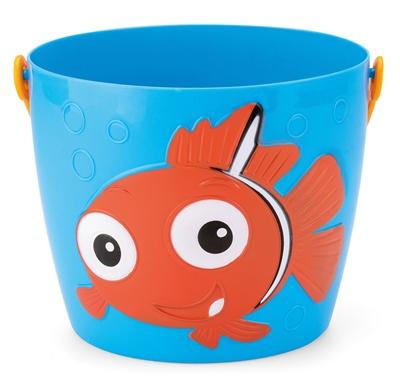 Toyrific Fish Bucket   - Click to view a larger image