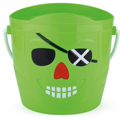 Yello Large Pirate Bucket   - Click to view a larger image