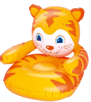 Bestway Baby Tiger Inflatable Chair   - Click to view a larger image