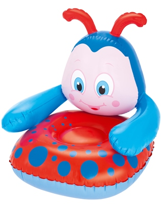Bestway Ladybug Inflatable Chair   - Click to view a larger image