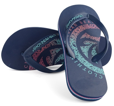 Urban Beach Boys Insignia Flip Flop  - Click to view a larger image