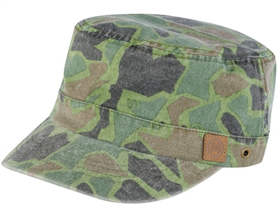 Urban Beach Cuba Camo Castro Hat  - Click to view a larger image