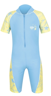 Osprey Girls UV Sunsuit   - Click to view a larger image