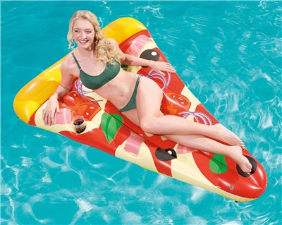 Bestway Pizza Party Inflatable Lounger   - Click to view a larger image
