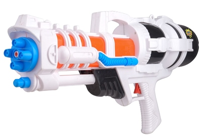 Toyrific Splash Attack 58cm Pump Action Water Gun  - Click to view a larger image