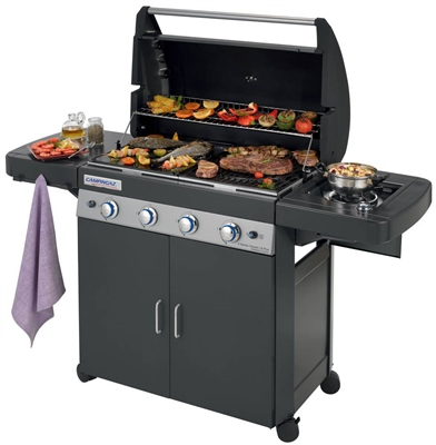 Campingaz 4 Series Classic LS Plus D Gas BBQ  - Click to view a larger image