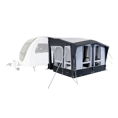 Kampa Dometic Club AIR All Season 330 Caravan Awning 2020  - Click to view a larger image