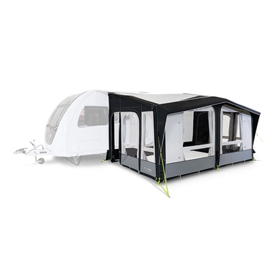 Kampa Dometic Club AIR Pro 450 Caravan Awning 2020  - Click to view a larger image
